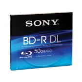 50GB Blu-ray Disc (write once)