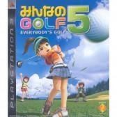 Minna no Golf 5 [BCAS-20019]